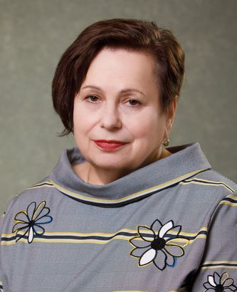 Людмила Николаевна Мазанкова