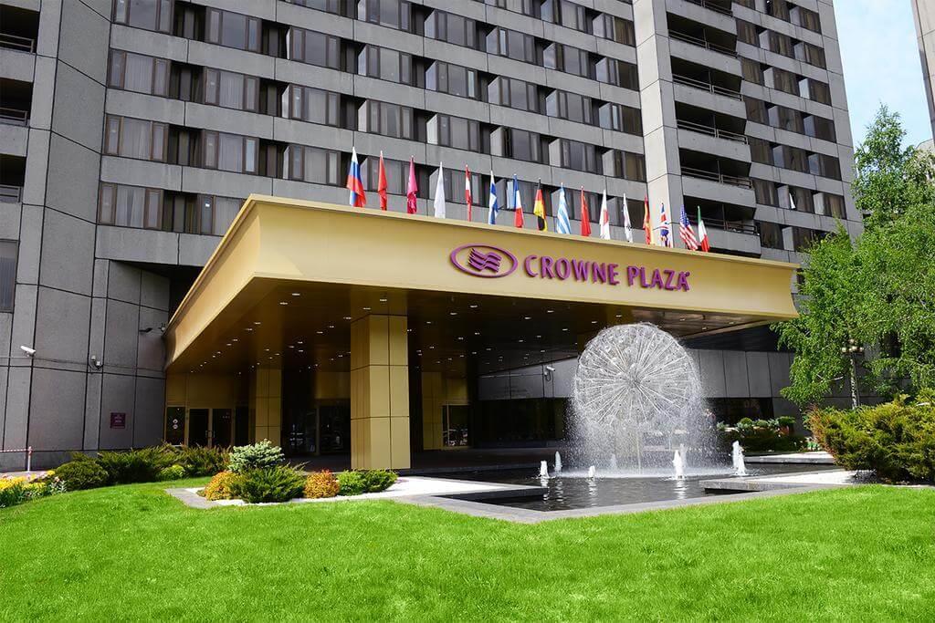 Отель Crowne Plaza Moscow