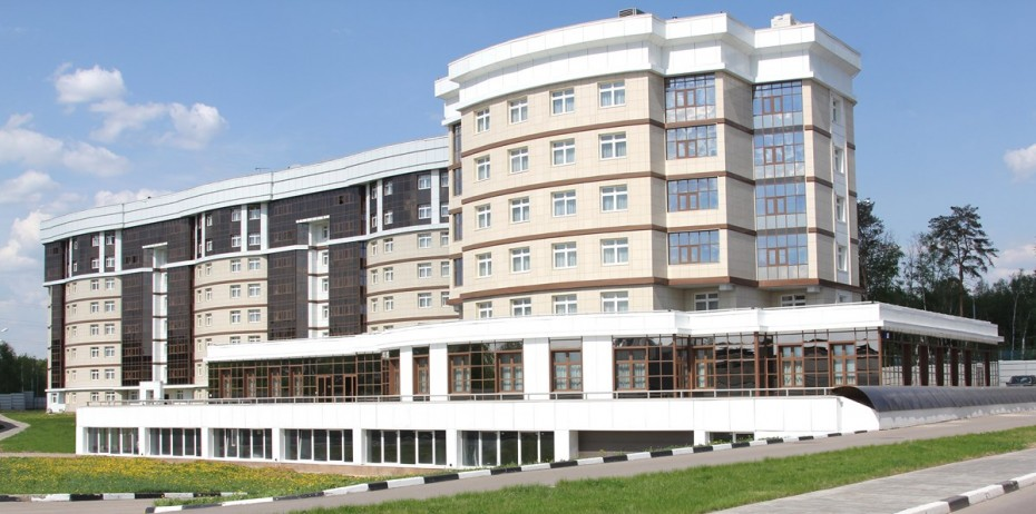 Альянс Гринвуд Отель