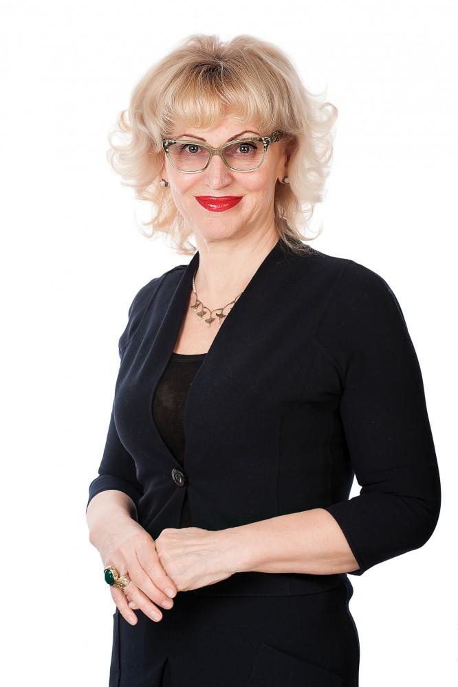 Лариса Дмитриевна Белоцерковцева